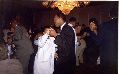 1996-6-9 Dancing at the Reception 1