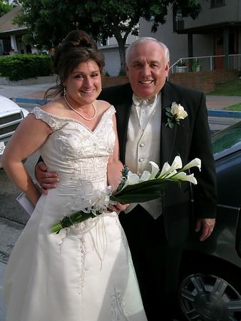 #2 SUSAN & STEVE SKOMMESA'S WEDDING @ HERMON CHURCH • 04.23.05