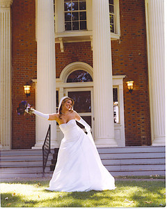 2001 Dana Wedding