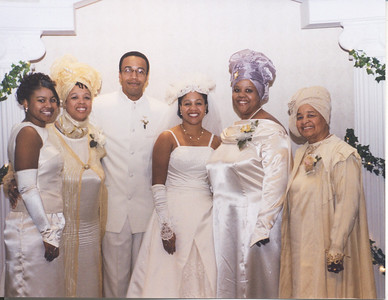 Brides Family Stonewall-Halle Wedding