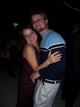 2004-11-06 Amanda & Mike Belsole Wedding