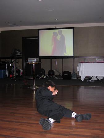 2005-10-09 Tony Jiang's wedding