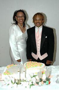 Phyllis and Charles Charles & Phyllis Knox Wedding.