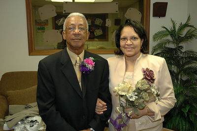 Honored Witnesses Mr & Mrs. Adaniel Johnson