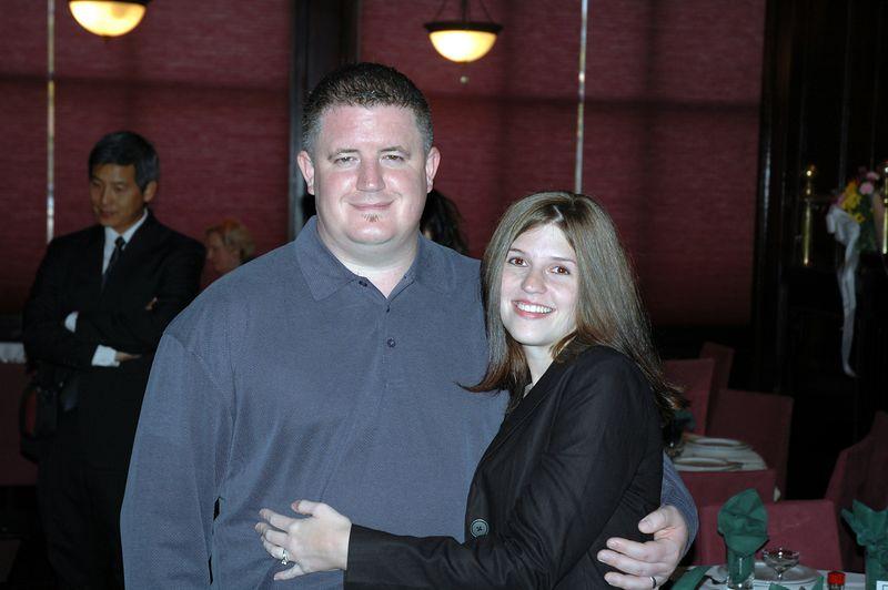 Josh and Lauren.