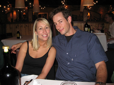 2006-10-07 Cathy & Mike