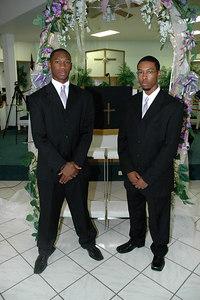 Wedding Ceremony June 16, 2006