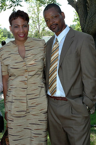 Lisa & Larry Reception July 2006.