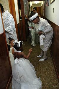 Yolanda & Thomas Jackson wedding.  June 2006.