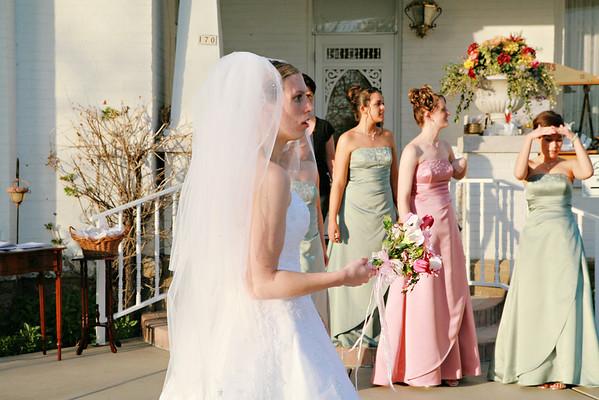 04-22-2006 Danielle and Matt Wedding