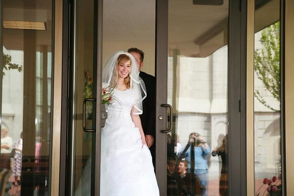05-11-2006 Katie and Adam Wedding