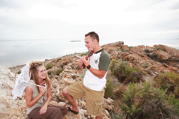 07-03-2006 Josh and Jenine Engagements