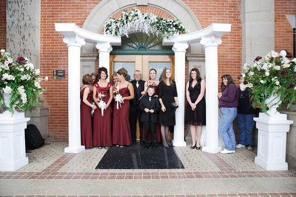09-09-2006 Julie and Brad Wedding