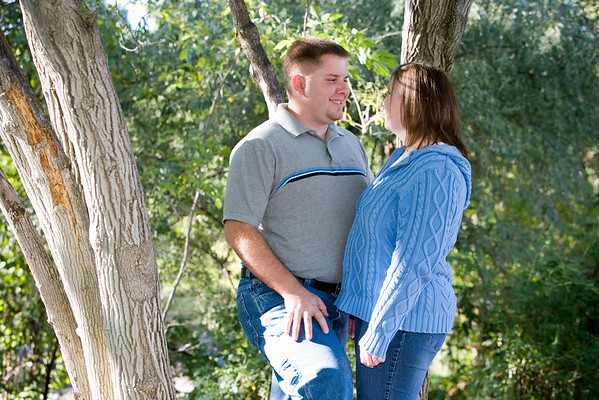 09-23-2006 Brianne and Andrew Engagements