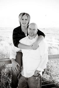 Jeff and Lori 019 bw
