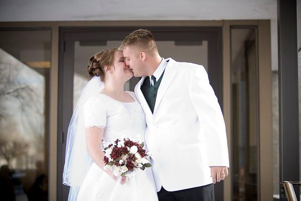 12-01-2006 Ashley and Russ Wedding