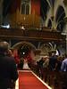 CIMG3154e Portia and dad await bridal music