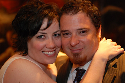 Mark and Kate's post wedding reception 12/29/07 B