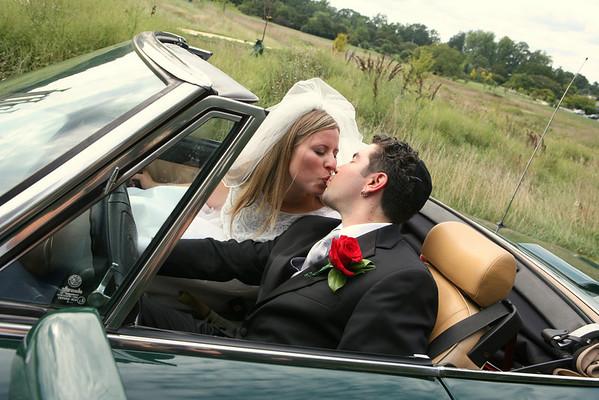 Tracy + Aaron, 09.09.07