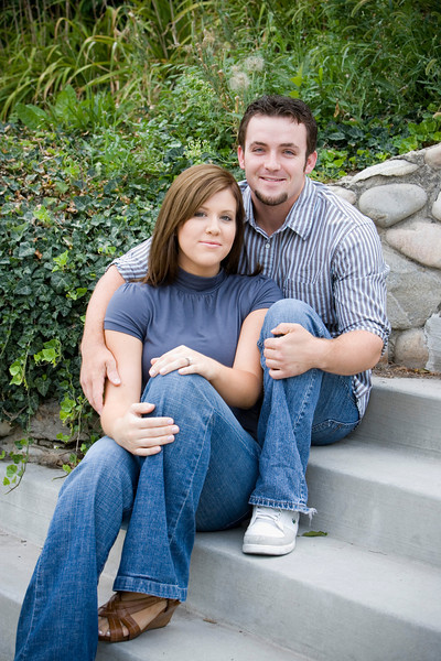 08-16-2007 Sarah and Travis Engagements