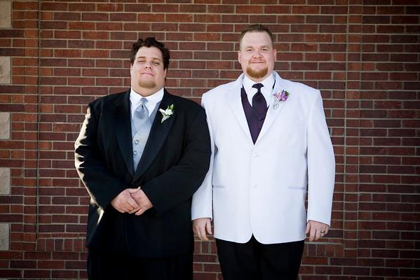 11-03-2007 Stephanie and Al Wedding