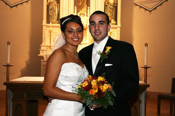 20071026 Flores-Hofmann Wedding