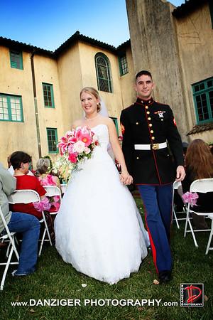 Daniel and Amanda wedding 05/22/08 Dresser Mansion