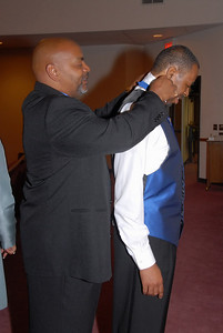 Reuben & Deborah Sharp married on March 14, 2008 at the Greater Mt Olive Baptist Church. OKC, OK.