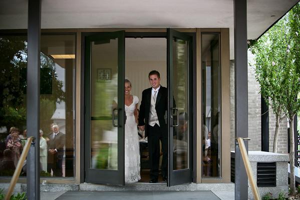 08-09-2008 John and Brooklyne Wedding