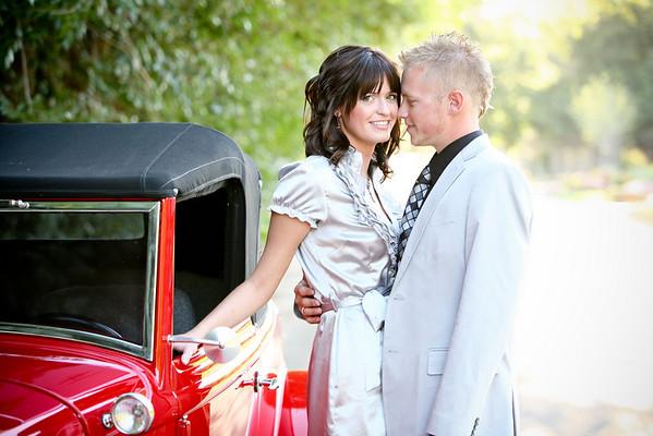 08-20-2008 Megan and Derek Engagements