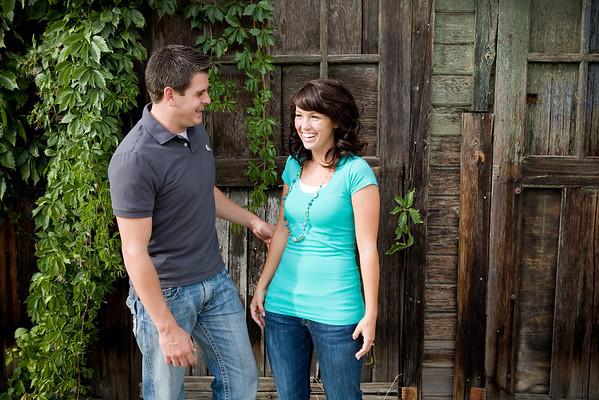 09-17-2008 Addie and Travis Engagements