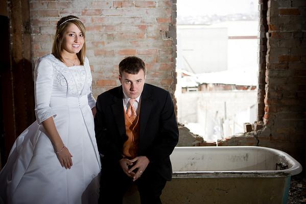 12-22-2008 Baylie and Brady Groomals
