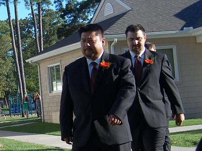 2009 - 09 - Jessica Wedding