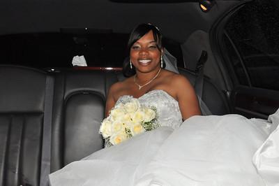 Aaron & Alycia Wedding Sept 12, 2009
