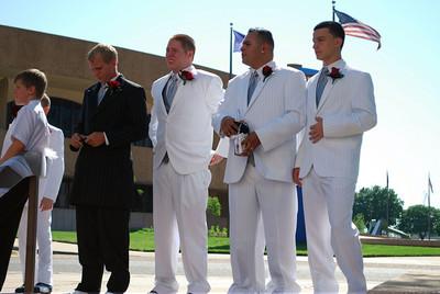 Briana & Josh Wedding  June 5, 2009