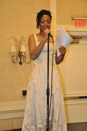 Jaleen & Ray Sims Reception May 23, 2009