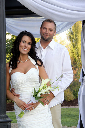 Allison & Dave (South Jordan, 10-01-09)