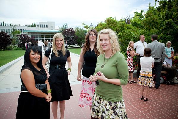 06-25-2009 Alyssa and Mike Wedding
