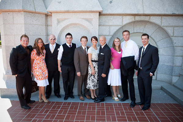 08-26-2009 Cami and TJ Wedding