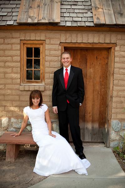 09-03-2009 Emily and Matt Groomals