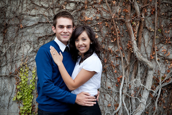 10-13-2009 Richelle and Bryan Engagements