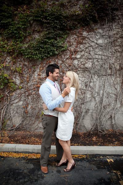 10-27-2009 Whitney and Josh Engagements