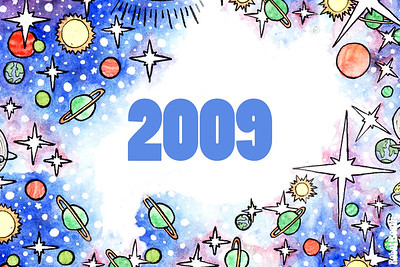 2009 graphic
