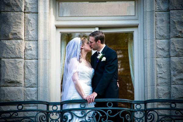 Melissa and Roderick-Wedding