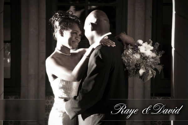 Raynetta and David Marshall