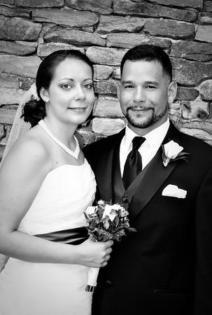 2010 Crisp Haugh Wedding ceremony