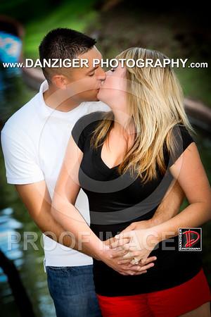 Stephanie and Kellen engagement 07-25-10 OKC