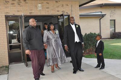 Ansley Wedding Reception Oct 16, 2010