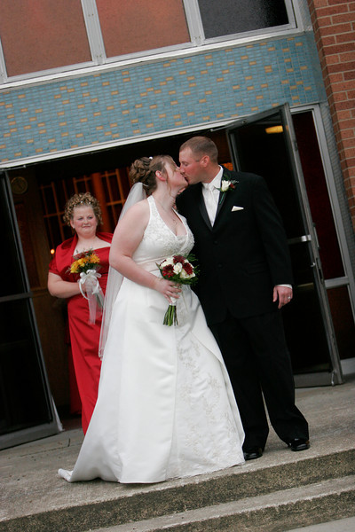 October 23, 2010 - Megan and Keith
