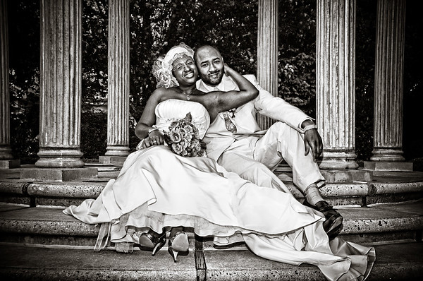 Heather and Damani-Wedding